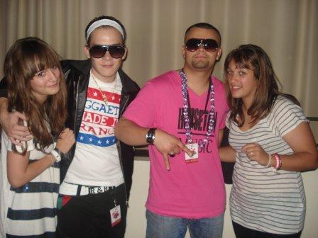 Festival Latin All Stars 2011