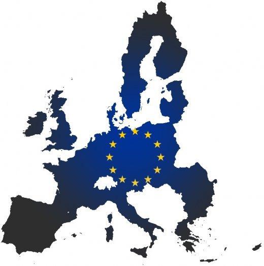 """Les Etats Unis d'Europe ! - Capital Bruxelles - Population """"500 millions d'habitants"""""""