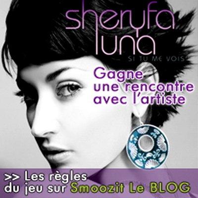 SMOOZIT || Le choix des fans Concours Sheryfa Luna
