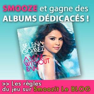 SMOOZIT || Le choix des fans La surprise Selena Gomez
