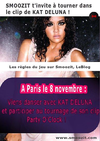 SMOOZIT || Le choix des fans  Viens danser avec Kat Deluna!