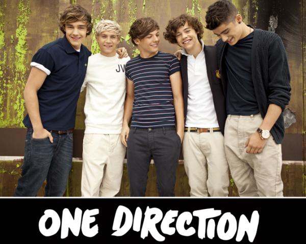 Gagnez des cadeaux One Direction !