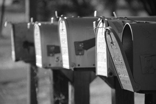 La boîte aux lettres