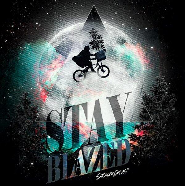 Stay Blazed