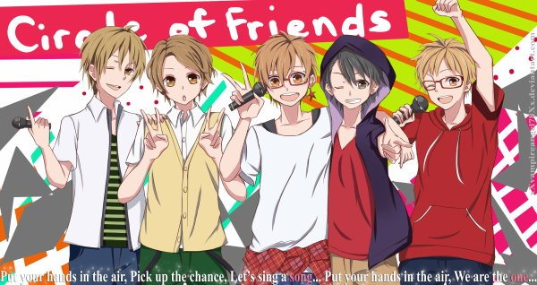 Circle of Friends / Link (2014)