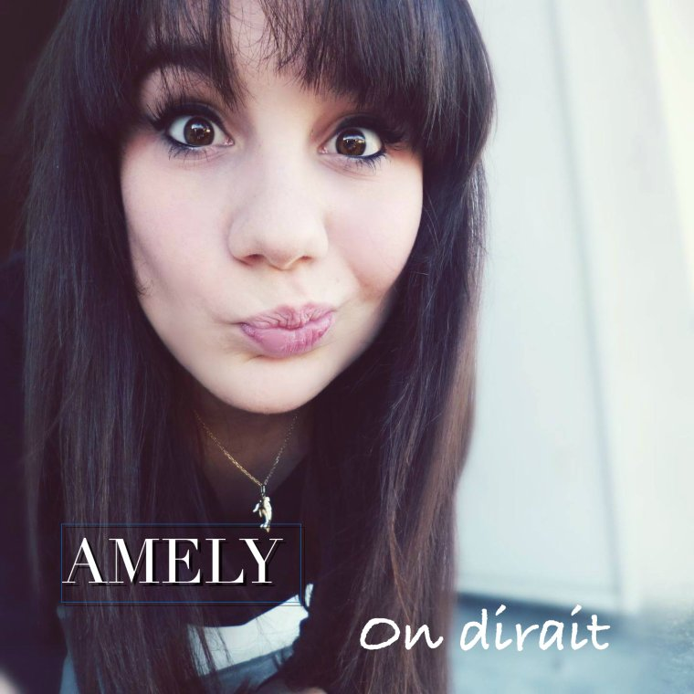 """1et """"Titre On Dirait"""" Amely."""