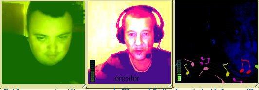 moi, maurelo et DJschmoko un bon delire sur la radio audiotop www.audiotop.fr