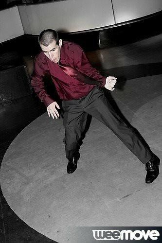 moi qui danser en soirée