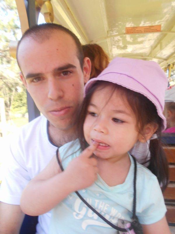 ma fille vietnamienne eurasienne love
