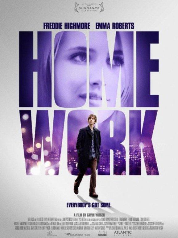 Homework: les premières images et l'affiche officielle du film