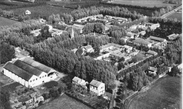 mon ville en 1903