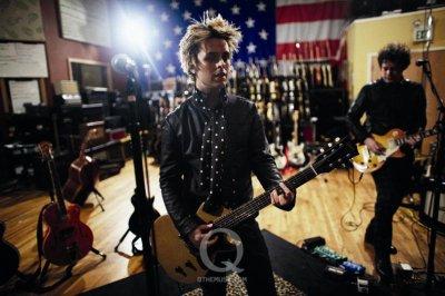 /!\ Green Day en studio! /!\