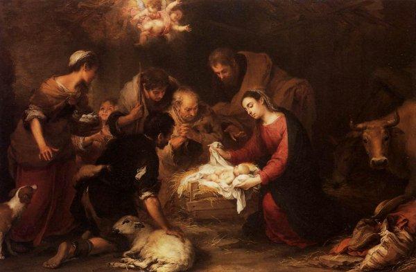 La Nativité - Luc 2:1-21