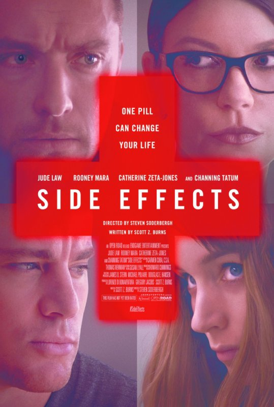 Sides effects sortie ce 3 avril 2013 au cinéma !! (je poste la bande annonce juste après )
