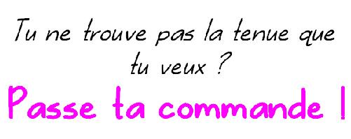 ∞ Commandes