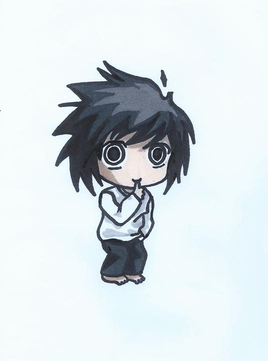 Chibi L (Death Note)