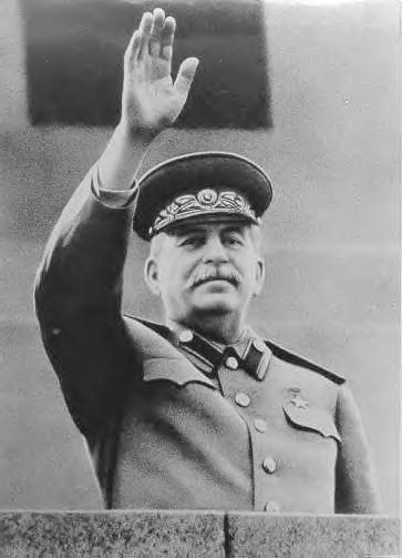 جوزيف ستالين ثاني رئيس للإتحاد السوفياتي