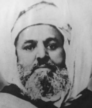 الشيخ الحداد الزعيم الروحي لمقاومة المقراني سنة 1871 م