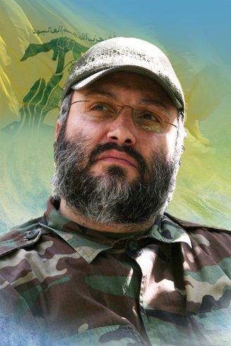 عماد مغنية الملقب بالحاج رضوان