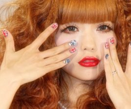 Le nails art