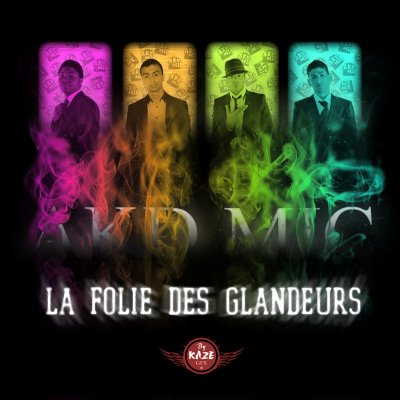 """MIXTAPE """"LA FOLIE DES GLANDEURS"""" (2011)"""