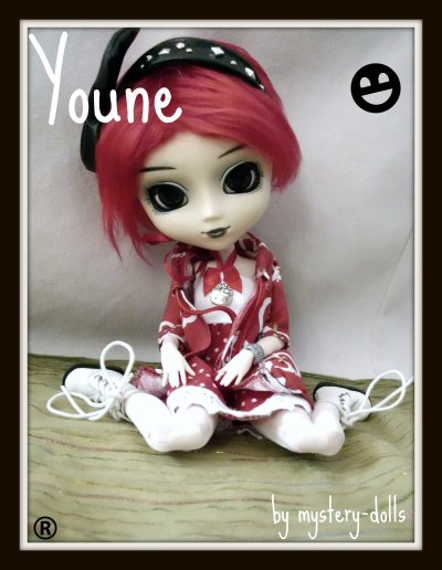 Pour la marraine de mes pupuces ( natural-dolls )  ♥