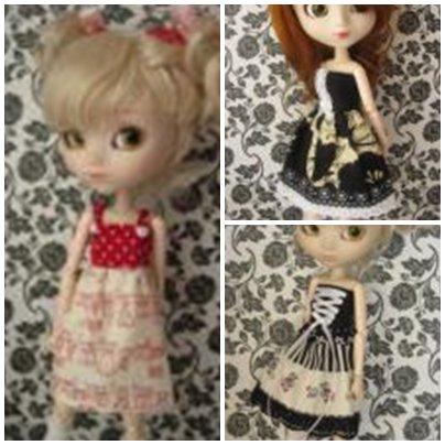 Ma commande sur jolie doll :DDDDD