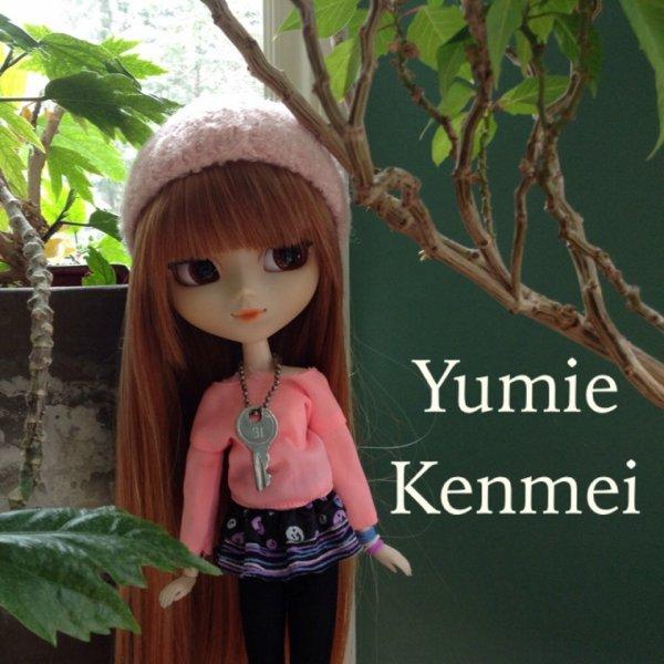 Ma première Pullip: Yumie Kenmei