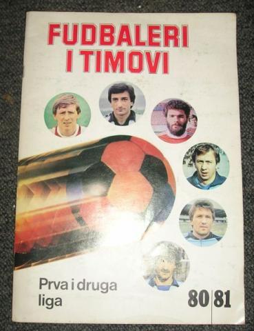 Fudbaleri i Timovi 81