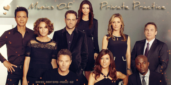 Partie 2 : Private Practice
