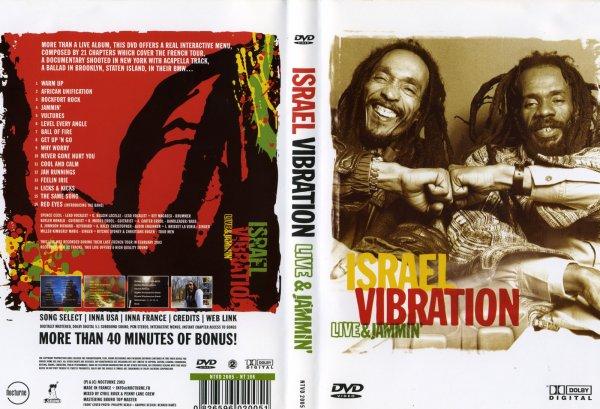 CONCERT : ISRAEL VIBRATION - Live & Jammin