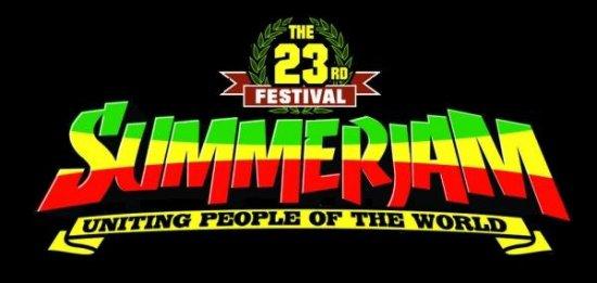 CONCERT : Summerjam Reggae festival (2008)