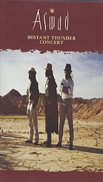 CONCERT : ASWAD - Live At Odeon Hammersmith (1989)