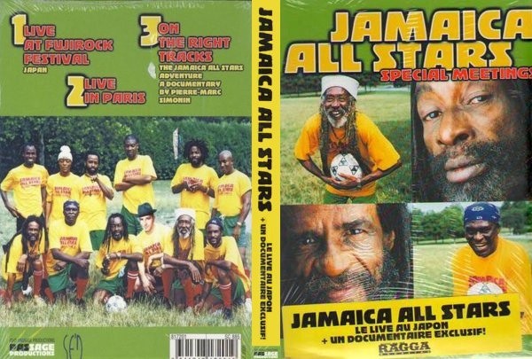 CONCERT : JAMAICA ALL STARS - Special Meetings (2008)