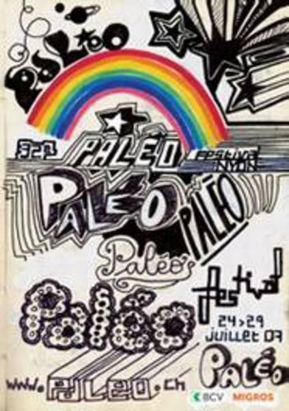CONCERT : GROUNDATION - Live At Paleo Festival (2007)