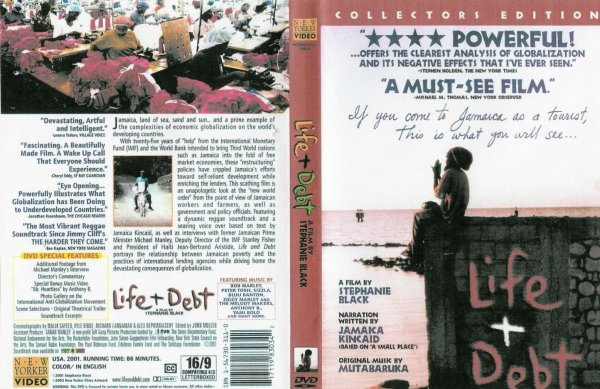 FILM : Life and debt (VOSTFr)