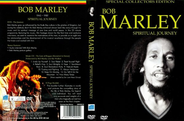 DOCUMENTAIRE : BOB MARLEY - Spiritual Journey