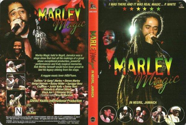 CONCERT : Marley Magic (2010)