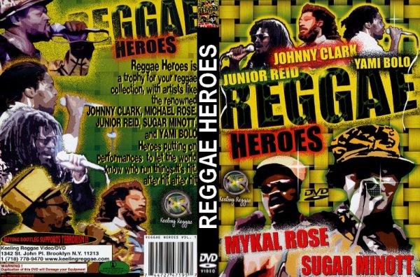 CONCERT : Reggae Heroes