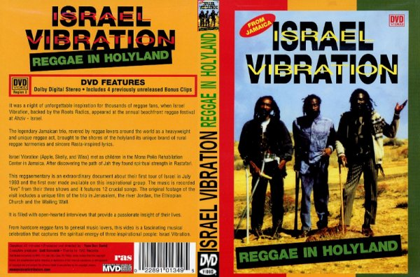 DOCUMENTAIRE : ISRAEL VIBRATION - Reggae in Holyland