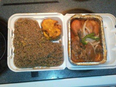 I love Haitian Food....