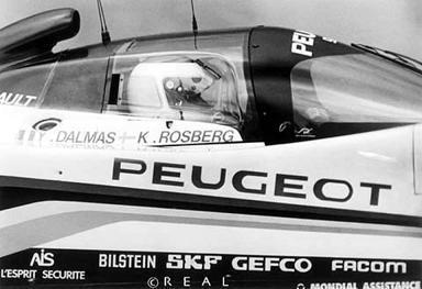 Toute la vie de la Peugeot 905!
