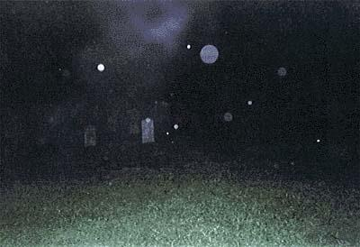 paranormal orbes