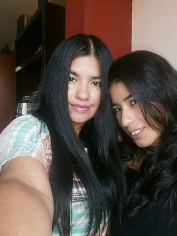 yo y mi amiga graciela!