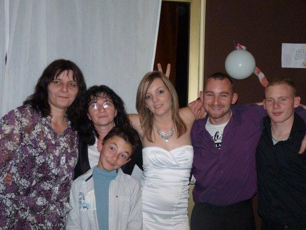 Ma famille ..
