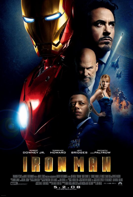 Iron Man (Marvel Phase 1)
