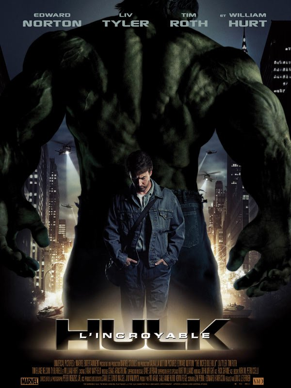 L'incroyable Hulk (Marvel Phase 1)