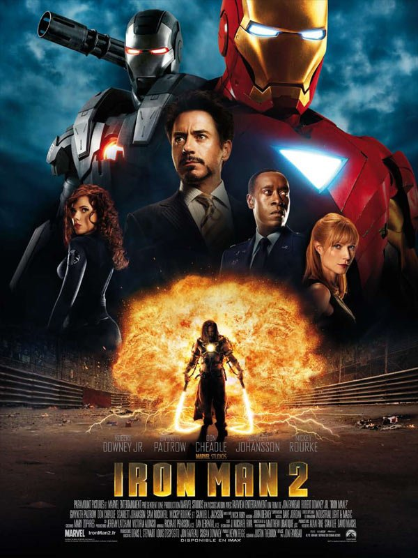 Iron Man 2 (Marvel Phase 1)