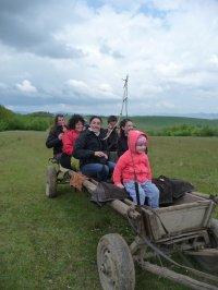 Roumanie - rencontre avec les bergers