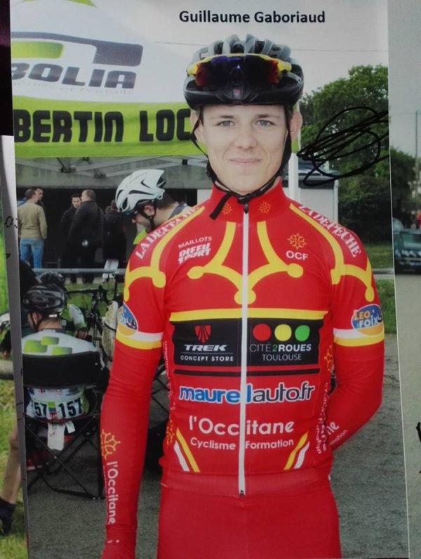 Nouvelles dédiaces Cyclisme